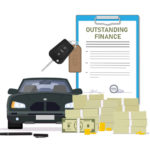 how to check if a car has outstanding finance