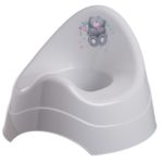 Realistic baby potty seat for Confident transition