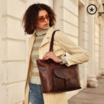 Leather Handbags Gift for Her