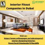 Interior Fitout Companies in Dubai | Interior Fit out Company in UAE