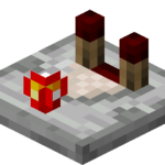 How To Make A Redstone Comparator In Minecraft